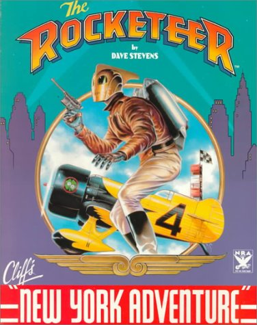 The Rocketeer: Cliff's New York Adventure