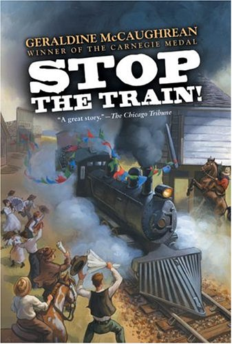 Stop the Train! (Cissy Sissney, #1)