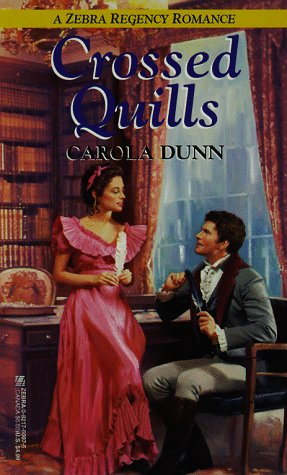 Crossed Quills by Carola Dunn