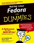 Red Hat Linux Fedora for Dummies [With Bonus DVD]