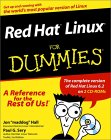 Red Hat Linux for Dummies [With CDROM]