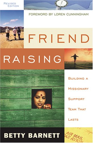 Friend Raising by Betty Barnett