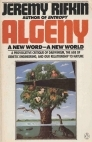 Algeny: A New Word--A New World
