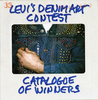 Levi's Denim Art Contest Catalogue of Winners by Richard M. Owens
