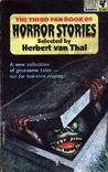 The Third Pan Book of Horror Stories by Herbert van Thal