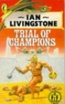 Trial Of Champions (Puffin Adventure Gamebooks)