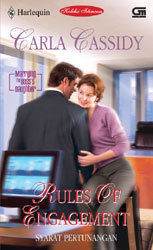 Syarat Pertunangan (Rules Of Engagement) - Marrying The Boss'... by Carla Cassidy