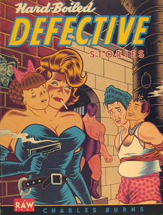 Hard Boiled Defective Stories