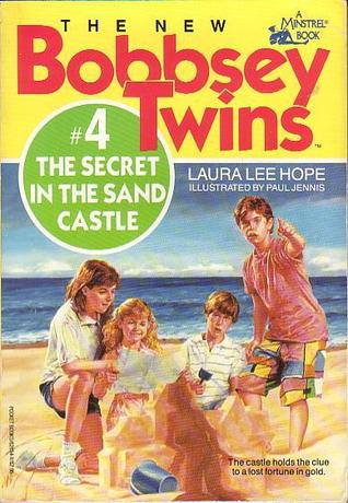 The Secret in the Sand Castle (The New Bobbsey Twins, # 4)