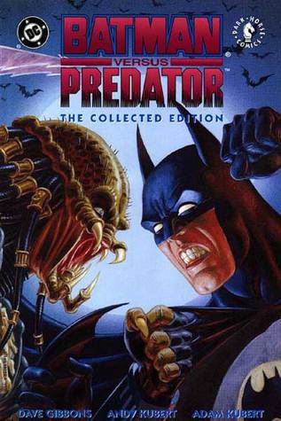Batman vs. Predator by Dave Gibbons