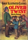 Oliver Twist (Great Illustrated Classics)