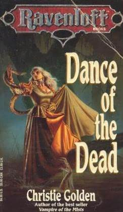 Dance Of The Dead (Ravenloft, #3)