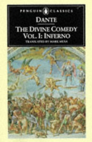 The Divine Comedy Part 1 by Dante Alighieri