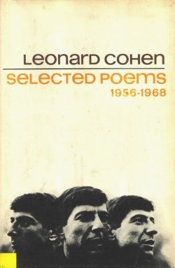 Selected Poems, 1956-1968 by Leonard Cohen