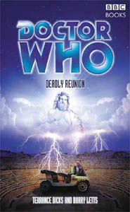 Doctor Who: Deadly Reunion (Past Doctor Adventures #63)