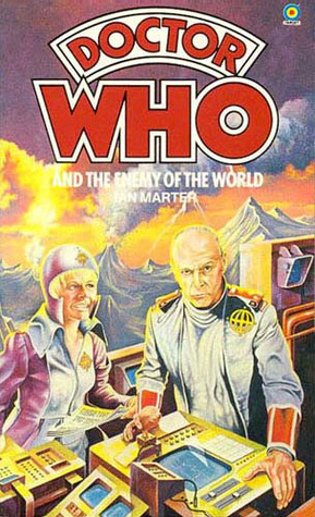 Doctor Who and the Enemy of the World by Ian Marter