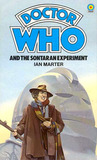 Doctor Who and the Sontaran Experiment (Target Doctor Who Library)