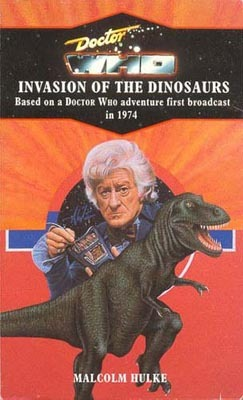 Doctor Who and the Invasion of the Dinosaurs (Target Doctor Who Library)