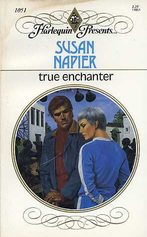 True Enchanter by Susan Napier