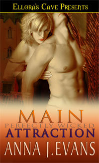 Main Attraction by Anna J. Evans