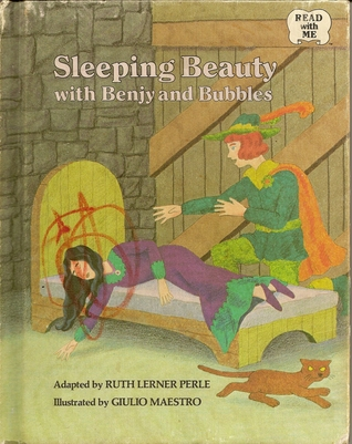 Sleeping Beauty, with Benjy and Bubbles