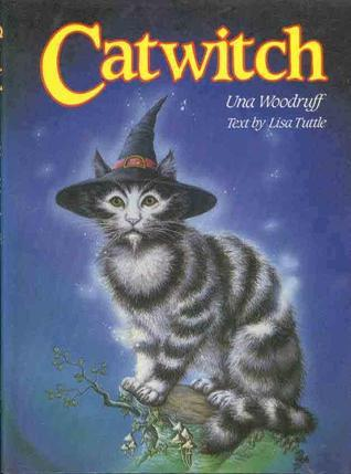 Catwitch by Una Woodruff