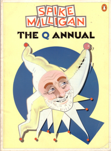 The Q Annual by Spike Milligan