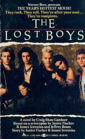The Lost Boys by Craig Shaw Gardner