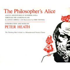 The Philosopher's Alice by Peter Laughlan Heath