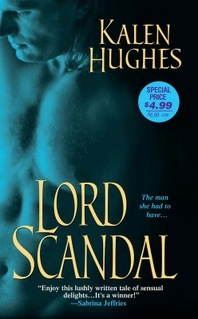 Lord Scandal (Rakes of London #2)
