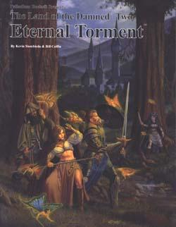 Palladium Fantasy RPG; Land of the Damned Two: Eternal Torment