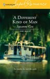 A Different Kind of Man (Count On A Cop) (Harlequin Superromance #1319)
