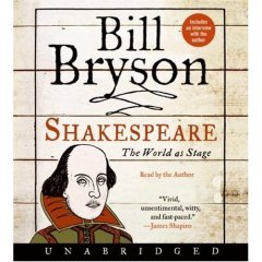 William Shakespeare by Bill Bryson