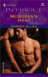 McQueen's Heat (Harlequin Intrigue #695)