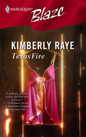 Texas Fire (Harlequin Blaze #198)