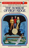 The Horror of High Ridge (Choose Your Own Adventure, #27)