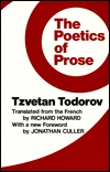 The Poetics of Prose by Tzvetan Todorov