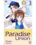 Paradise Union 3 by Emura