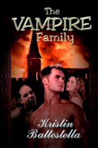 The Vampire Family by Kristin Battestella