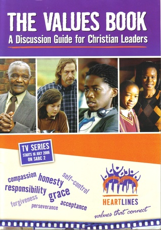 The Values Book; a discussion guide for Christian leaders