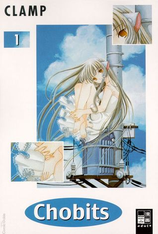Chobits, Band 1 by CLAMP