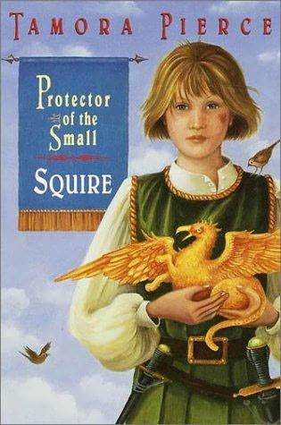 Squire (Protector of the Small, #3)
