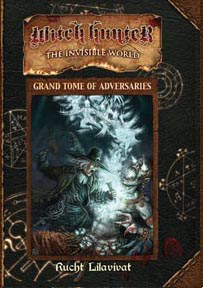 The Grand Tome of Adversaries by Rucht Lilavivat