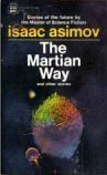The Martian Way, and Other Stories