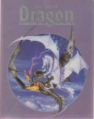 The Art of Dragon Magazine by Jean F.  Blashfield