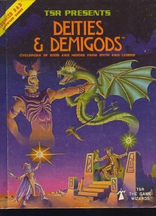 Deities & Demigods (Advanced Dungeons & Dragons)