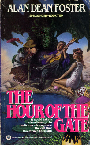 The Hour of the Gate by Alan Dean Foster