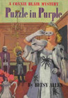 Puzzle in Purple (A Connie Blair Mystery, #3)
