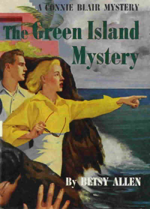 The Green Island Mystery (A Connie Blair Mystery, #5)
