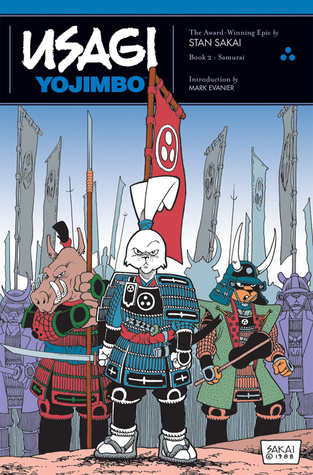 Usagi Yojimbo, Vol. 2 by Stan Sakai